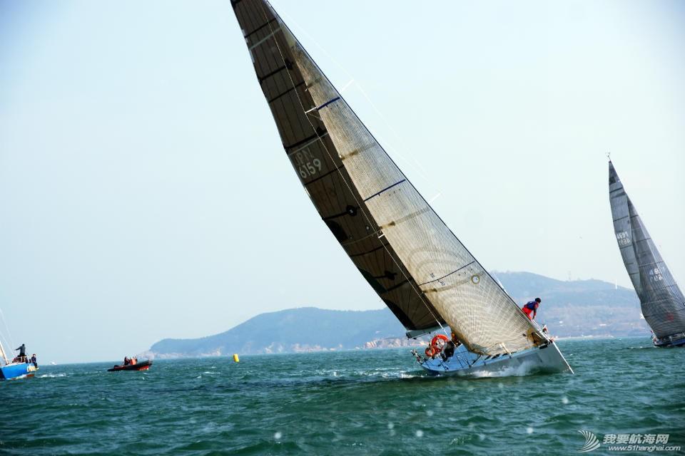 照片,黄海,2014,国际 2014中韩黄海国际帆船赛照片 66.jpg