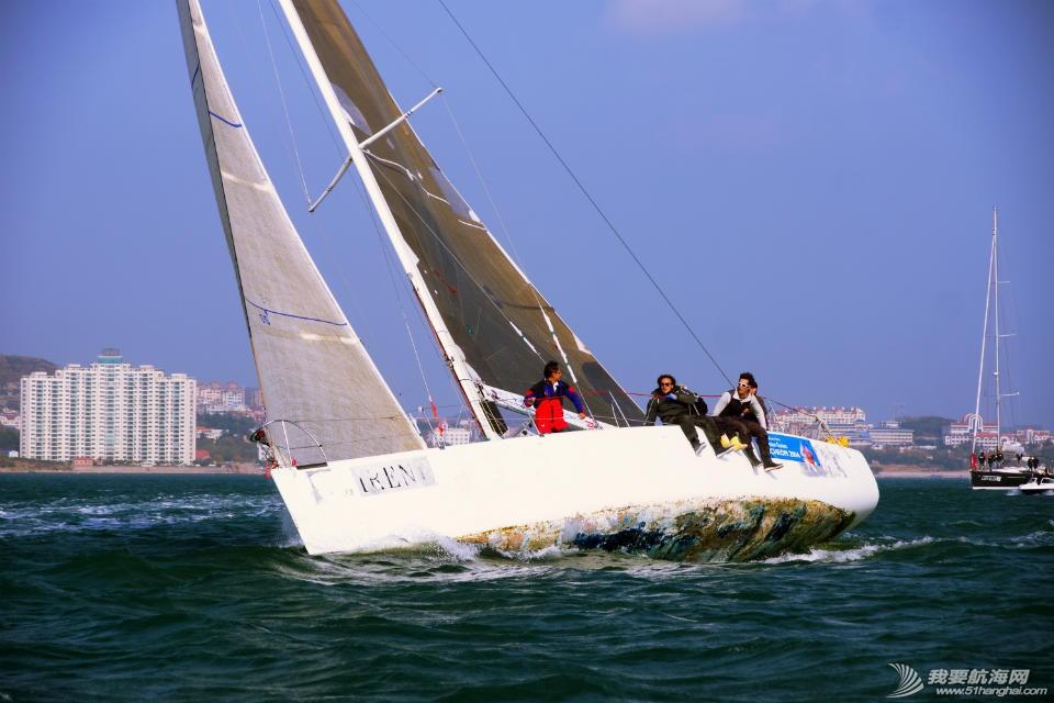 照片,黄海,2014,国际 2014中韩黄海国际帆船赛照片 69.jpg