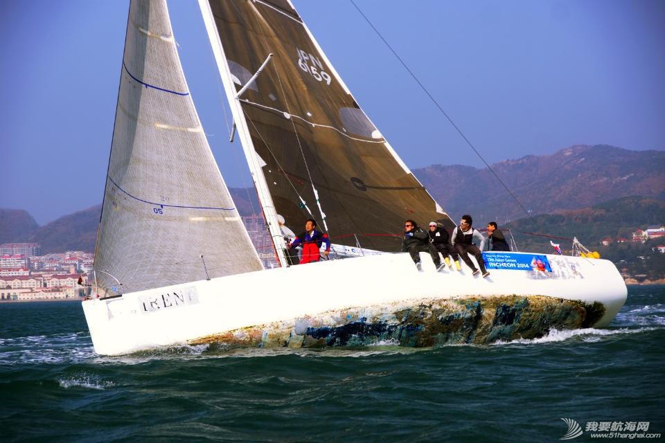 照片,黄海,2014,国际 2014中韩黄海国际帆船赛照片 70.jpg