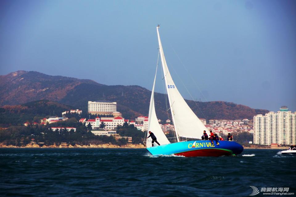 照片,黄海,2014,国际 2014中韩黄海国际帆船赛照片 71.jpg