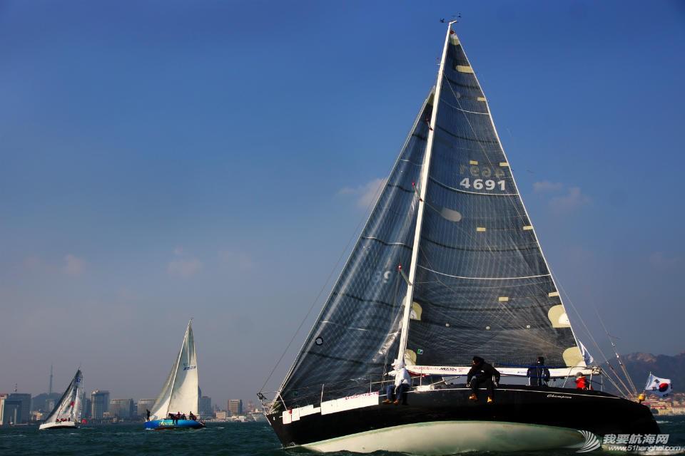 照片,黄海,2014,国际 2014中韩黄海国际帆船赛照片 76.jpg