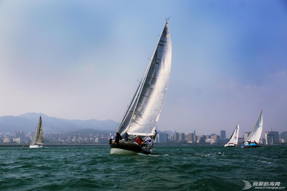 照片,黄海,2014,国际 2014中韩黄海国际帆船赛照片 77.jpg