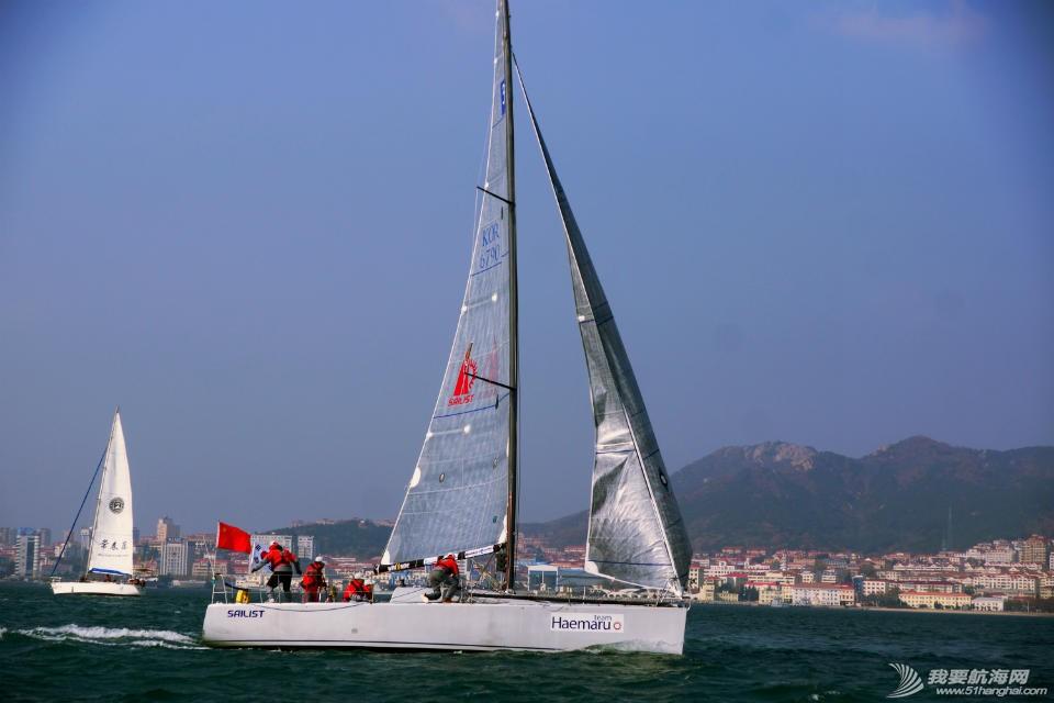 照片,黄海,2014,国际 2014中韩黄海国际帆船赛照片 81.jpg