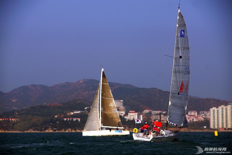 照片,黄海,2014,国际 2014中韩黄海国际帆船赛照片 83.jpg