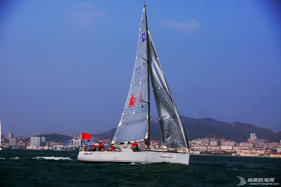 照片,黄海,2014,国际 2014中韩黄海国际帆船赛照片 82.jpg