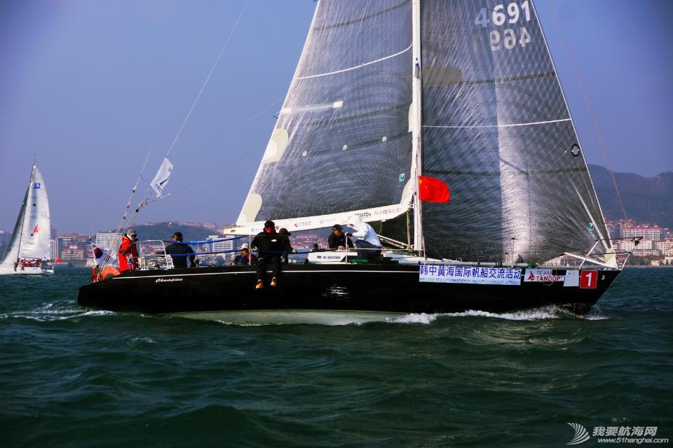 照片,黄海,2014,国际 2014中韩黄海国际帆船赛照片 88.jpg