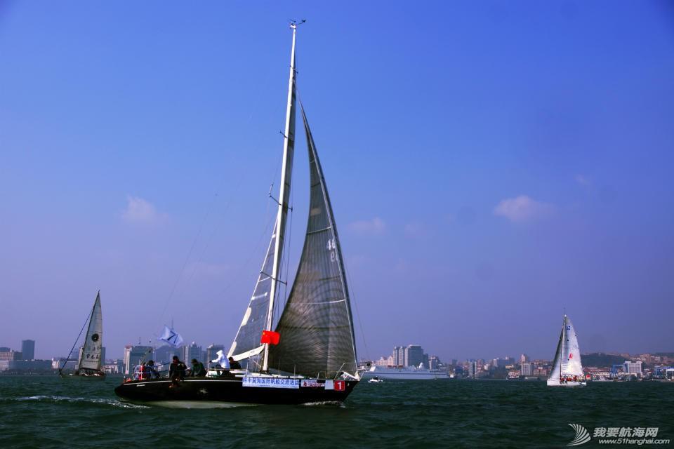 照片,黄海,2014,国际 2014中韩黄海国际帆船赛照片 87.jpg