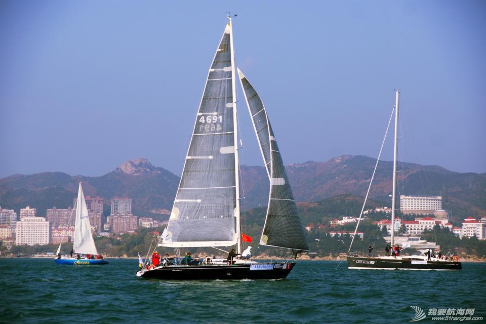 照片,黄海,2014,国际 2014中韩黄海国际帆船赛照片 93.jpg