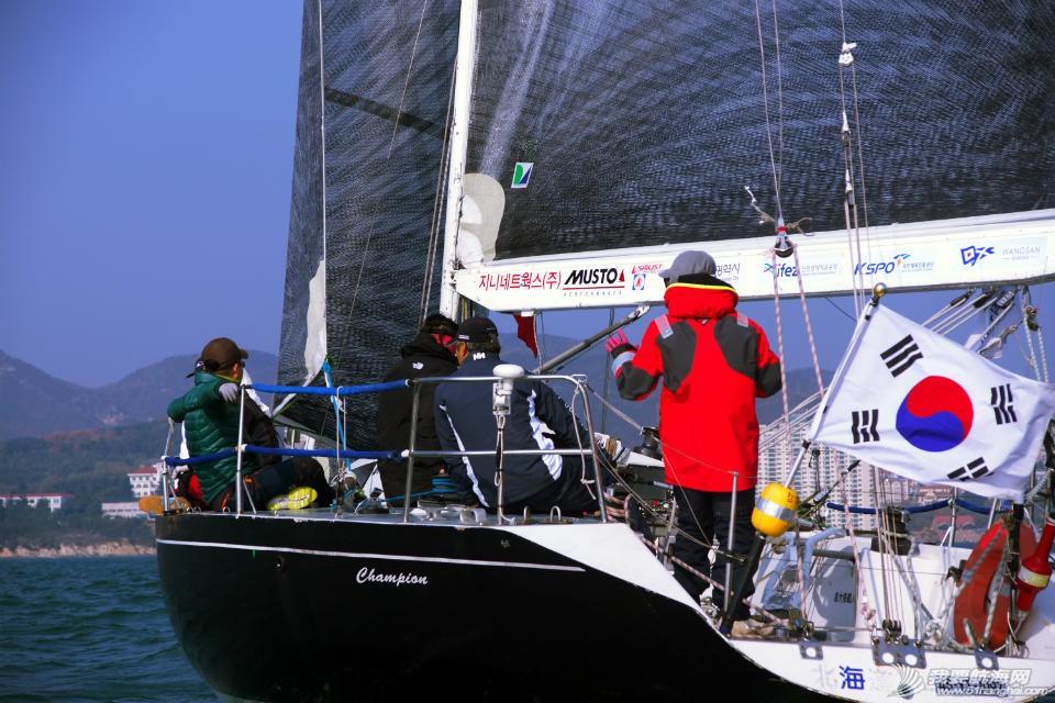 照片,黄海,2014,国际 2014中韩黄海国际帆船赛照片 95.jpg