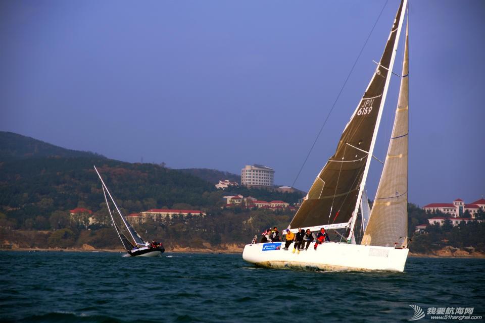 照片,黄海,2014,国际 2014中韩黄海国际帆船赛照片 107.jpg