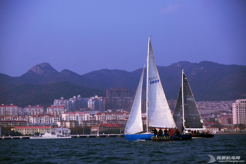照片,黄海,2014,国际 2014中韩黄海国际帆船赛照片 111.jpg