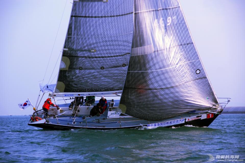 照片,黄海,2014,国际 2014中韩黄海国际帆船赛照片 121.jpg