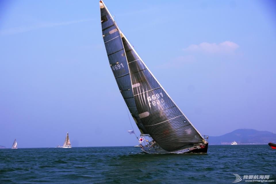 照片,黄海,2014,国际 2014中韩黄海国际帆船赛照片 123.jpg