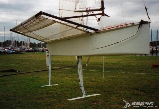 帆板,3D效果图,运动型,英文,帆船 Moth Class蛾级帆船--运动型小帆船介绍 1.jpg