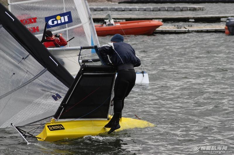 帆板,3D效果图,运动型,英文,帆船 Moth Class蛾级帆船--运动型小帆船介绍 9.jpg