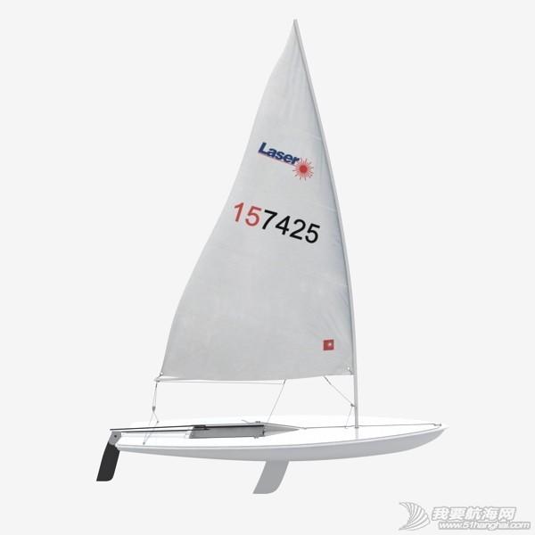 帆船,加拿大人,sailing,布鲁斯,激光级 Laser sailing激光级帆船介绍-极具魅力的运动型单体稳向板帆船 1.jpg