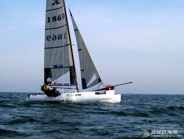 Hobie运动型双体帆船介绍-世界销量最大的轻型双体帆船 Hobie 18双体帆船