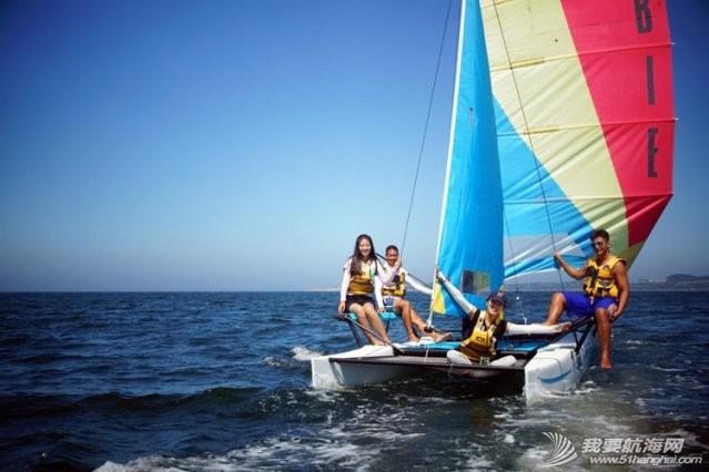Hobie运动型双体帆船介绍-世界销量最大的轻型双体帆船 hobie getaway双体帆船