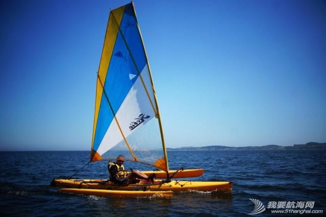 Hobie运动型双体帆船介绍-世界销量最大的轻型双体帆船 hobie