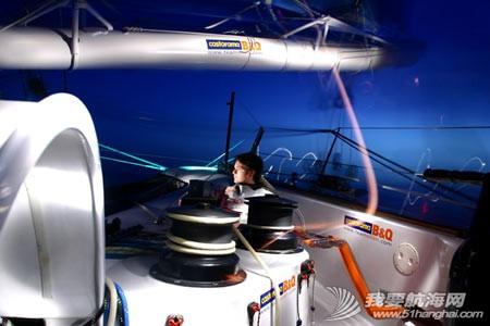 """世界上最快的三体帆船""""B&Q百安居号""""帆船详细介绍 艾伦·麦克阿瑟(Ellen MacArthur)"""