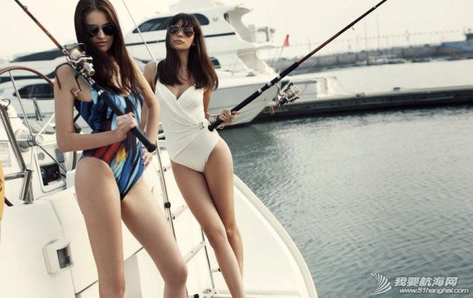 美女,帆船,漂亮 非常漂亮的一组帆船美女摄影图集 帆船美女