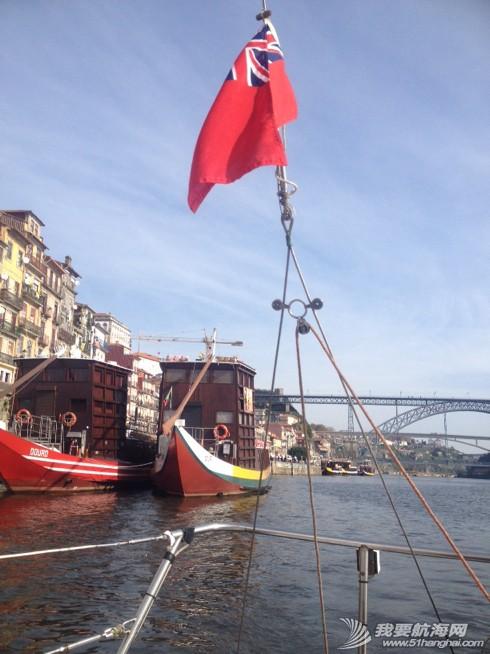 Caroline,大西洋,shelter,葡萄牙,天气 风浪涌:就这样轻轻的离开了岸上生活了两个多月的Porto。 1.jpg
