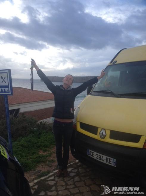 Caroline,大西洋,shelter,葡萄牙,天气 风浪涌:就这样轻轻的离开了岸上生活了两个多月的Porto。 3.jpg