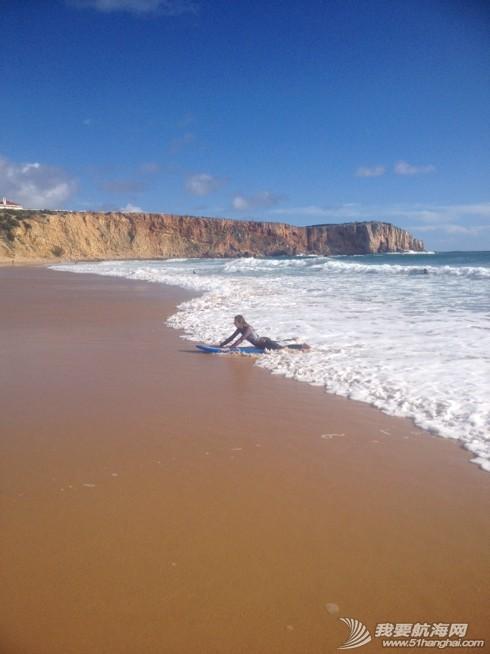Caroline,大西洋,shelter,葡萄牙,天气 风浪涌:就这样轻轻的离开了岸上生活了两个多月的Porto。 6.jpg