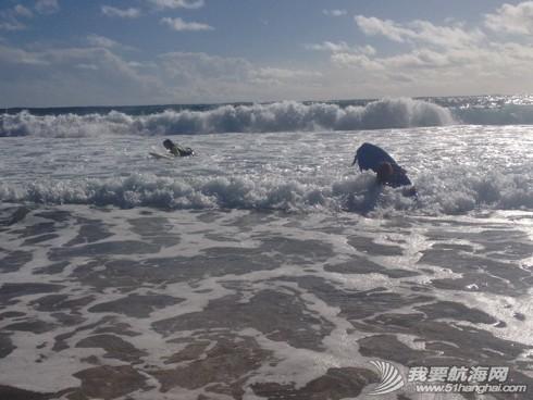 Caroline,大西洋,shelter,葡萄牙,天气 风浪涌:就这样轻轻的离开了岸上生活了两个多月的Porto。 11.jpg