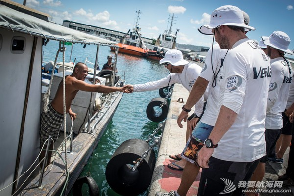 毛里求斯,沃尔沃,新浪微博,官方网站,克里斯 维斯塔斯风力队抵达毛里求斯