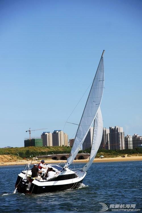 卫生间,帆船,北京吉普,山东威海,双人床 7.5米帆船游艇出售,机帆两用有船舱卧室独立卫生间 2.jpg