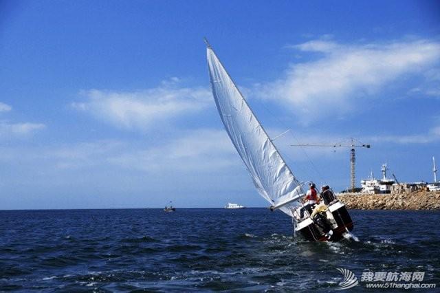 卫生间,帆船,北京吉普,山东威海,双人床 7.5米帆船游艇出售,机帆两用有船舱卧室独立卫生间 7.jpg
