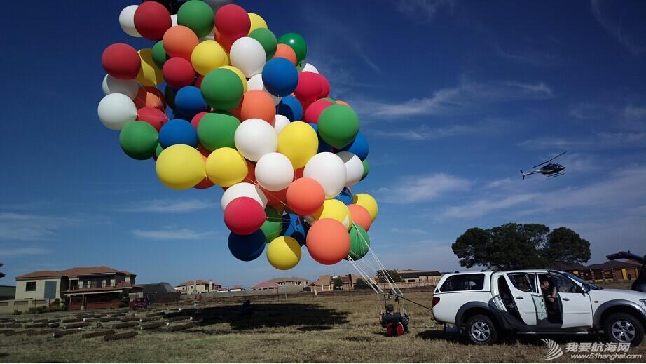氦气球飞行,张昕宇,270,梁红,烟斗 【氦气球飞行】我和270的氦气球飞行 等待起飞