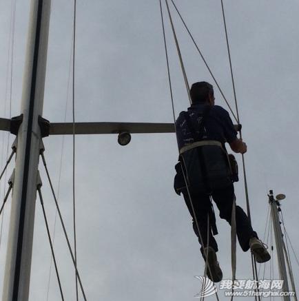 我们计划重新做一面主帆和小三角帆,旧的当备用帆。 5.png