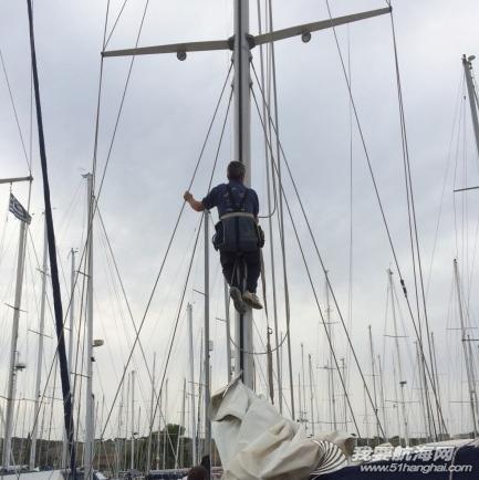我们计划重新做一面主帆和小三角帆,旧的当备用帆。 4.png