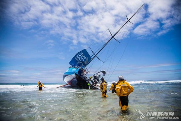 事故发生,凝聚力,天气,维斯,大海 维斯塔斯风力队谈触礁事件细节