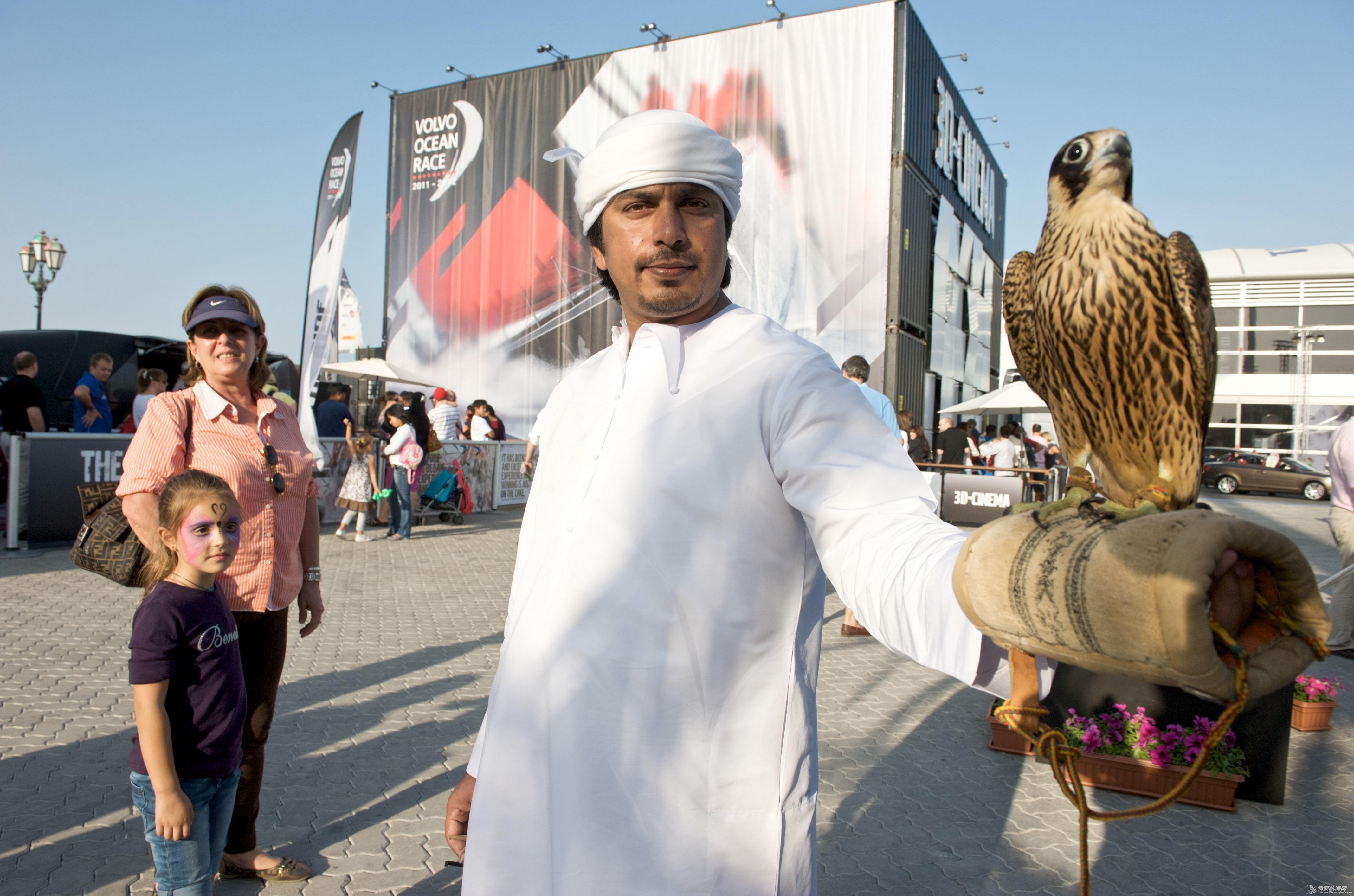 阿布扎比,沃尔沃,烹饪技巧,阿拉伯,俱乐部 阿布扎比停靠港:万事俱备 只欠主角