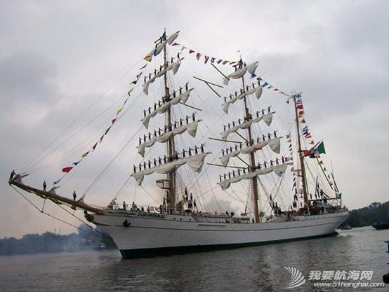 墨西哥,帆船 墨西哥海軍帆船訓練艦 111.png