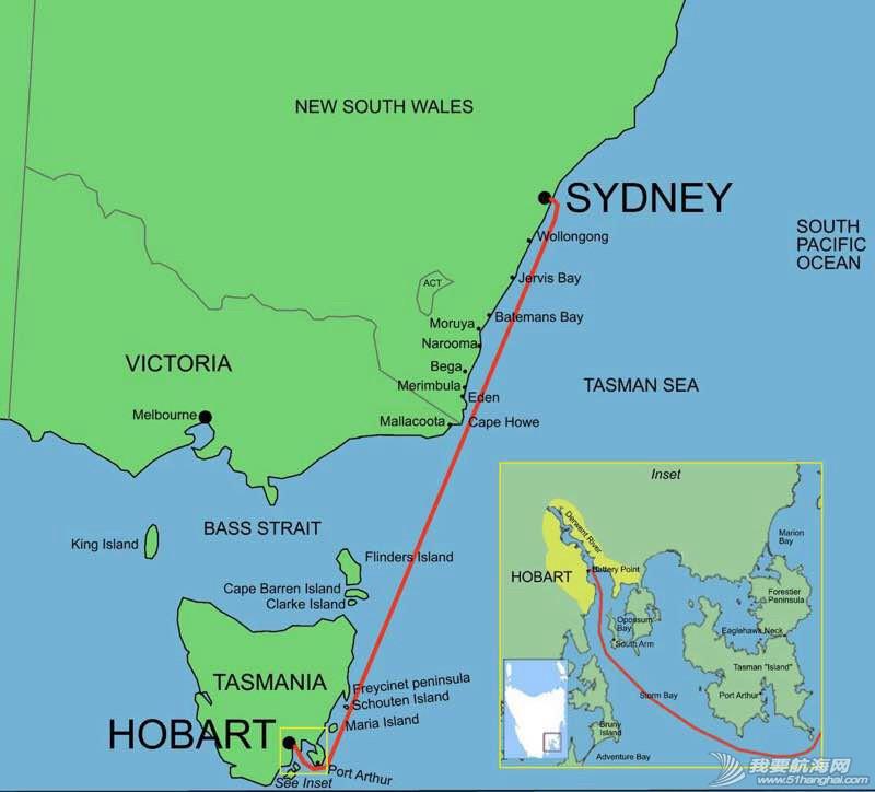 悉尼霍巴特帆船赛正在启航,世界上最艰苦的赛事之一! 114420xys9keie54uh9m9r.jpg