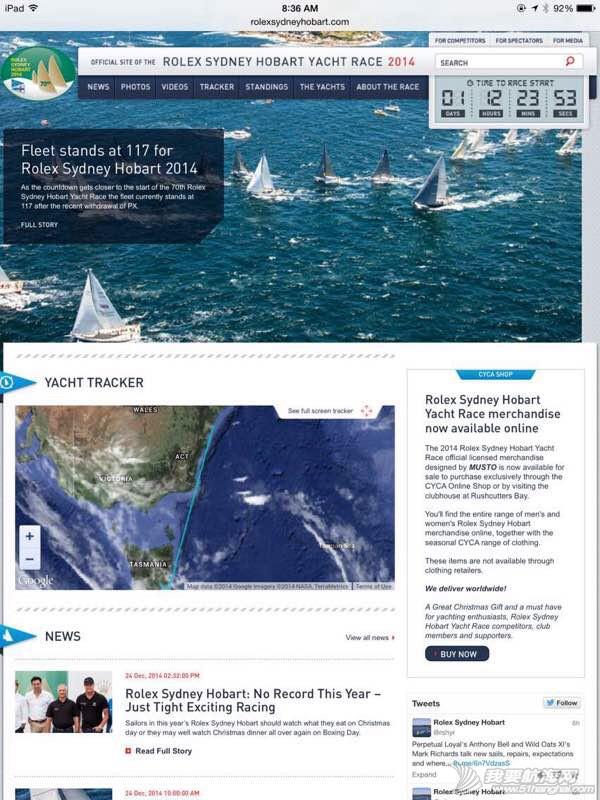 悉尼霍巴特帆船赛正在启航,世界上最艰苦的赛事之一! 114429jamrvy9mmo8fsyvs.jpg