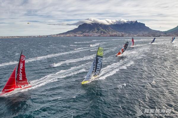 竞技 震撼的狂风巨浪 危险的触礁瞬间 不屈的竞技精神-沃尔沃帆船赛第二赛段精彩视频回顾