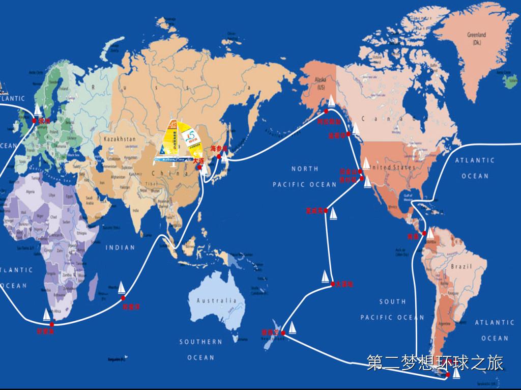 阿拉斯加,夏威夷,基里巴斯,日本北海道,南太平洋 全球一天开始最早的地方——基里巴斯 0.jpg