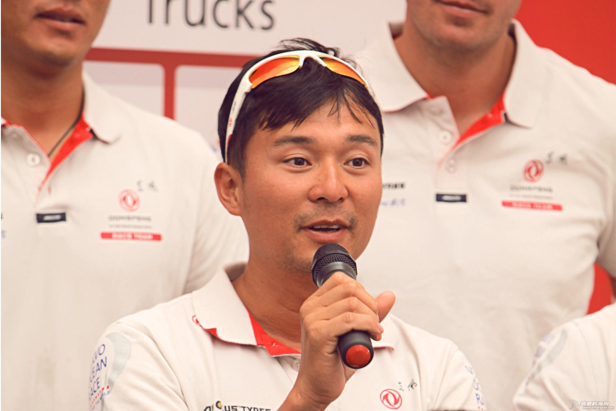 新闻发布会,阿布扎比,沃尔沃,帆船运动,中国香港 东风队宣布第三赛段船员名单 郑英杰将上船