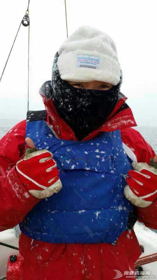 骑行川藏线,爱好者,中国,青岛,大学 定风波·雪狂帆  --记2015青岛新年杯帆船赛 IMG_6001