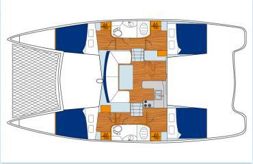 """泰国,帆船 海上""""新航线""""——泰国安达曼海春节帆船游 双体帆"""