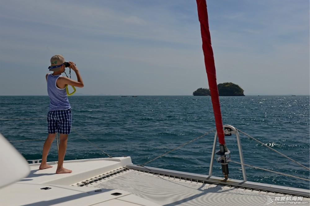 """泰国,帆船 海上""""新航线""""——泰国安达曼海春节帆船游 北京航海中心"""