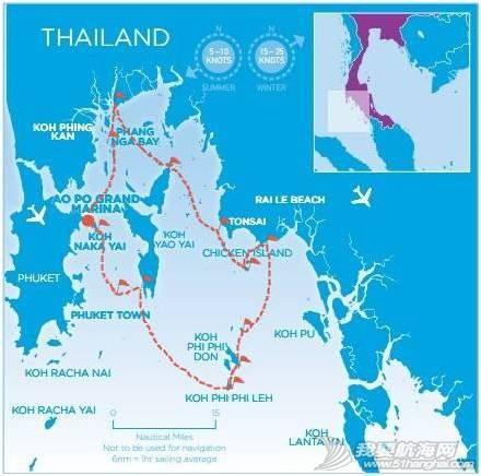 """泰国,帆船 海上""""新航线""""——泰国安达曼海春节帆船游 sail_the_world_andaman_4.jpg"""