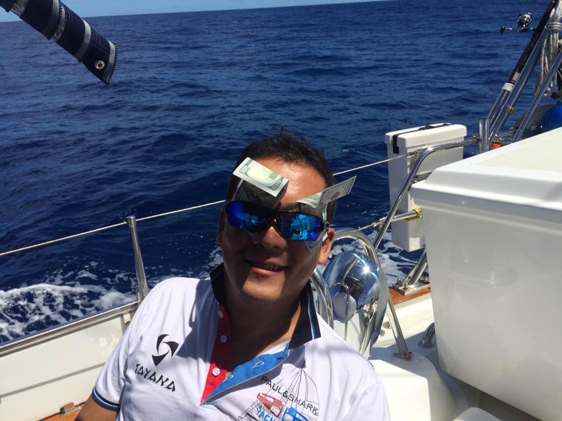 1100,新西兰,安康,朋友,曙光 2015年1月1日,第二梦想号的逐梦水手们正在大海上航行,迎接着新年的第一缕曙光! 1508398608.jpg