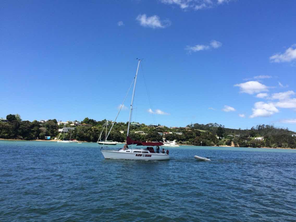 1100,新西兰,安康,朋友,曙光 2015年1月1日,第二梦想号的逐梦水手们正在大海上航行,迎接着新年的第一缕曙光! 1134379772.jpg
