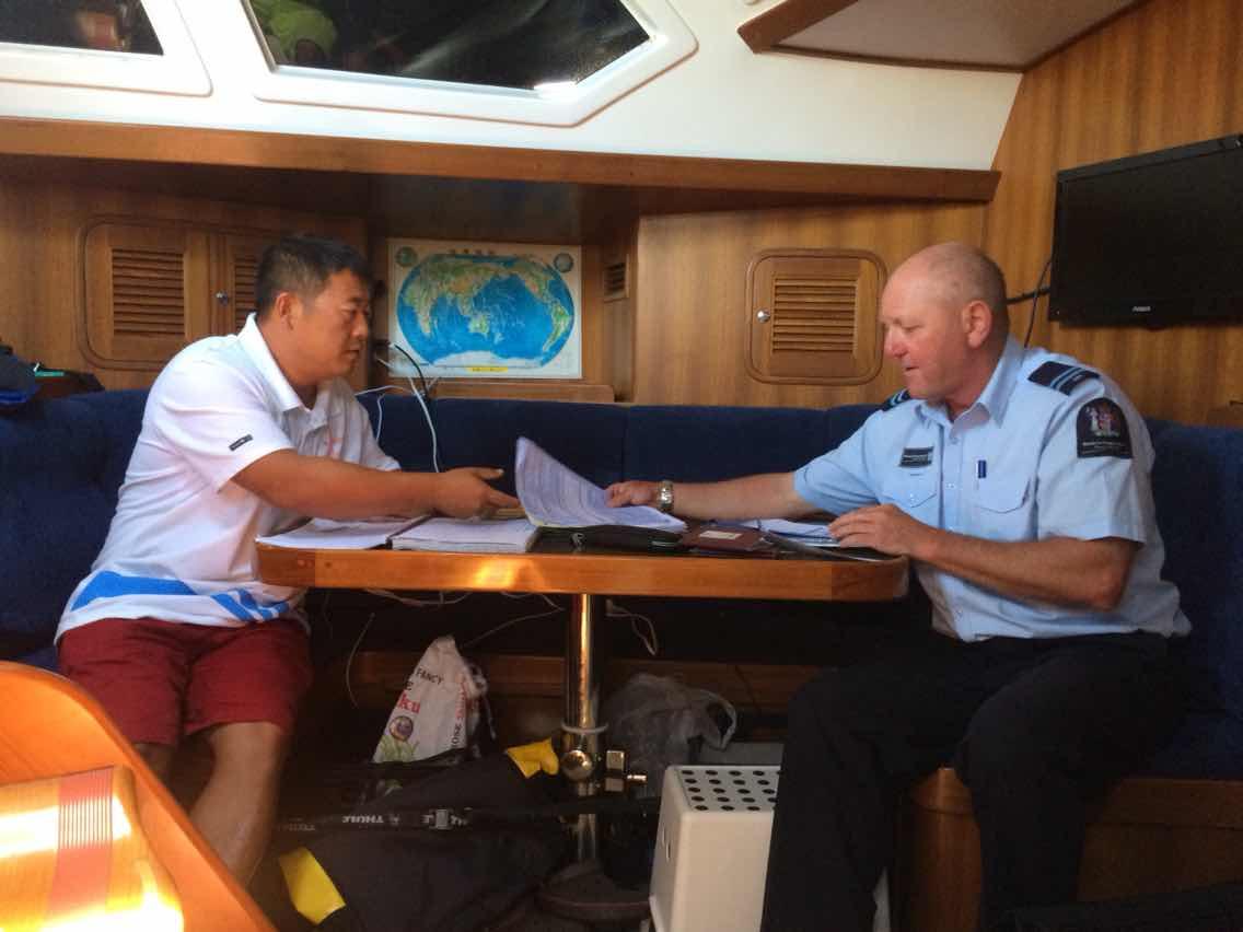 1100,新西兰,安康,朋友,曙光 2015年1月1日,第二梦想号的逐梦水手们正在大海上航行,迎接着新年的第一缕曙光! 312835096.jpg
